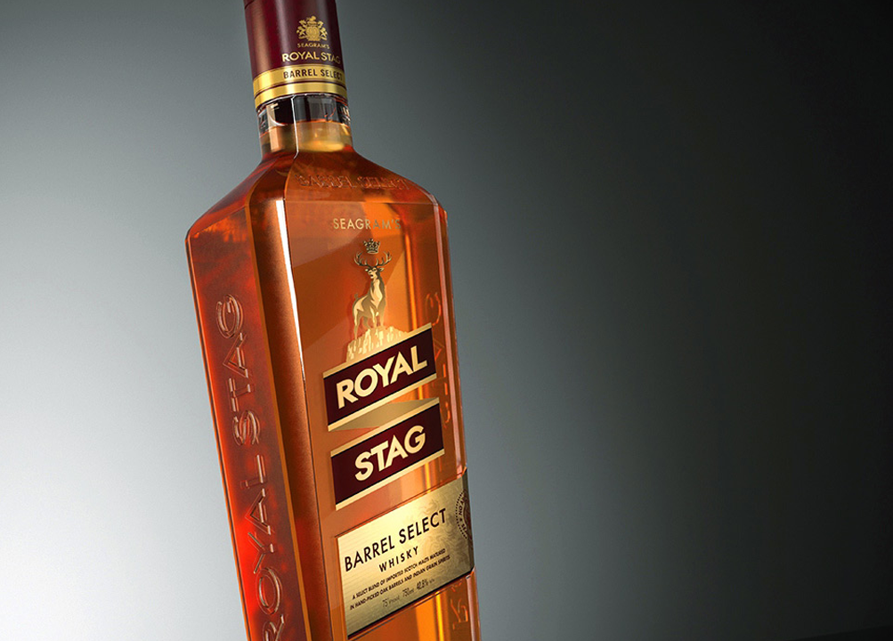 Royal Stag Barrel Select – Indian Whisky Brand