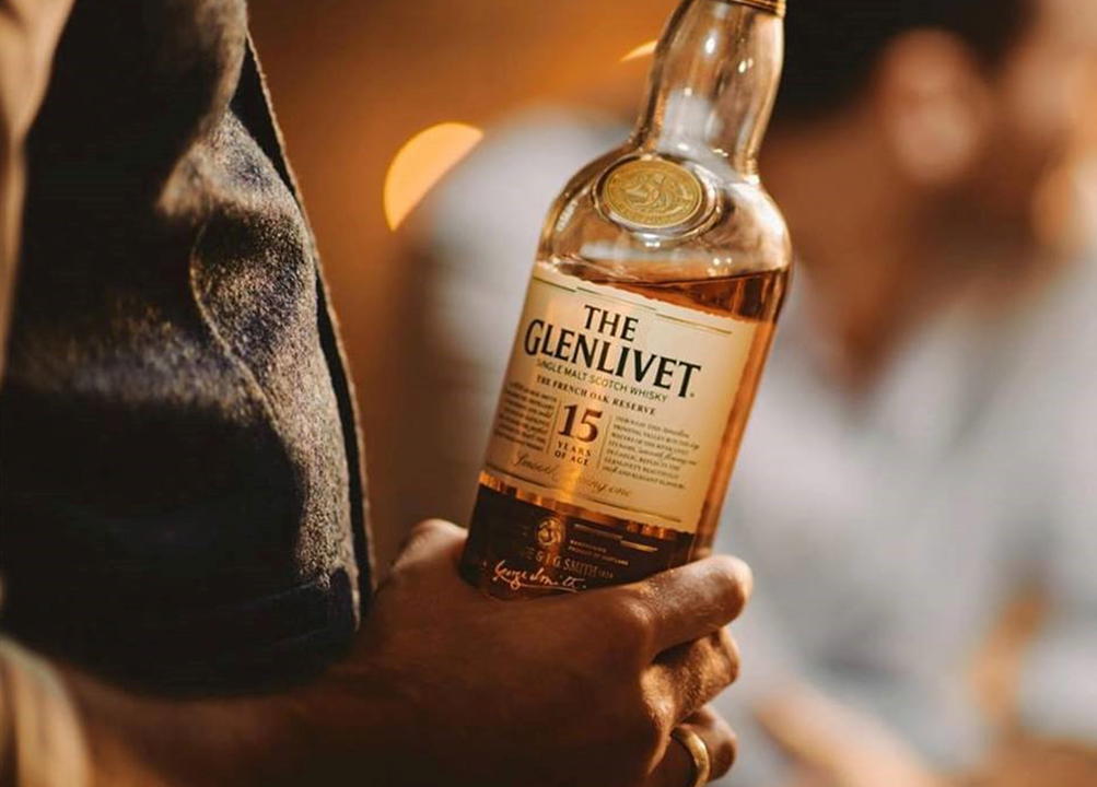 The Glenlivet 15