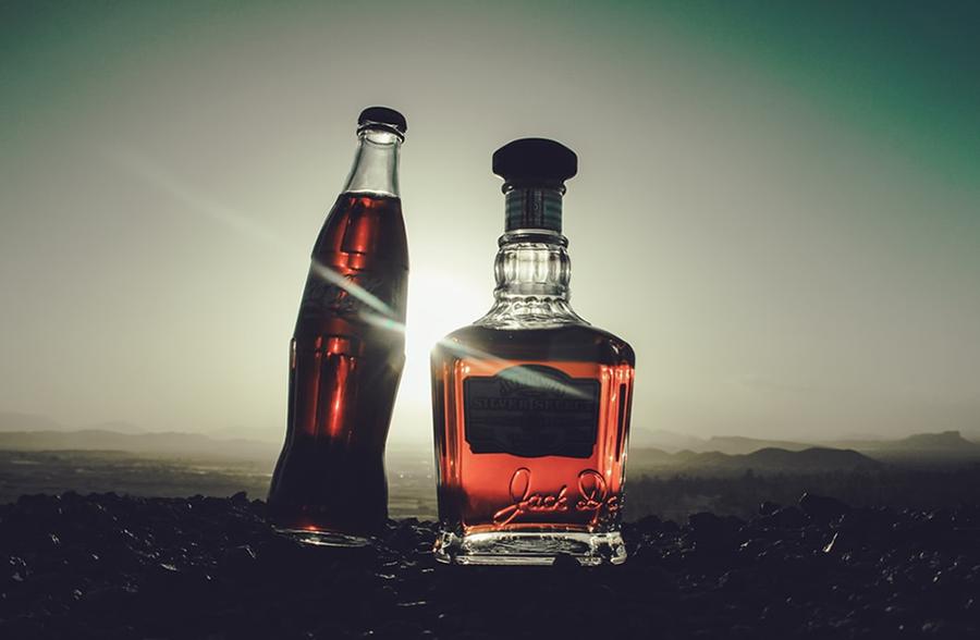 Jack Daniel & Coke