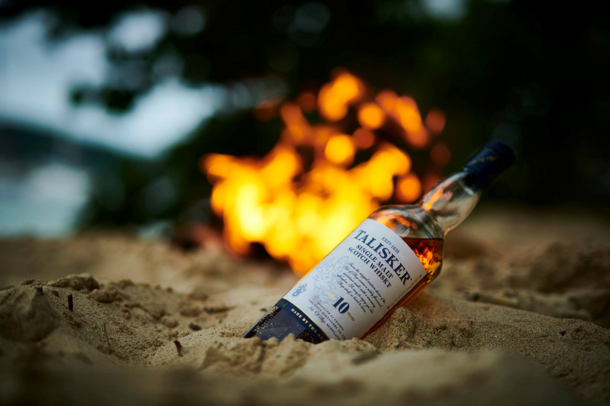 Talisker 10 Year Scotch Whisky