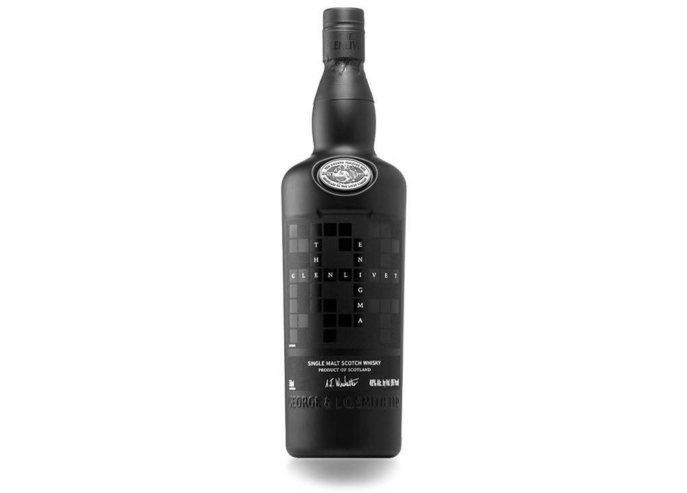 Glenlivet Enigma Single Malt Whisky