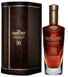 The Glenlivet Vintage 1966 Winchester Collection Scotch