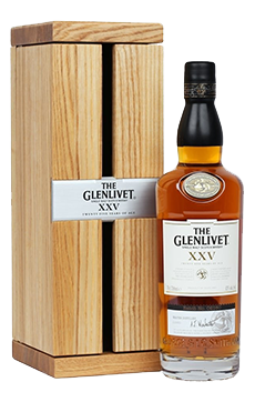 The Glenlivet XXV Single Malt