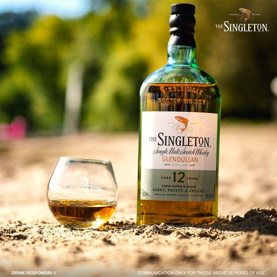 The Singleton Glendullan 12 Year Old
