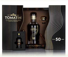 Tomatin 50-Year-old scotch