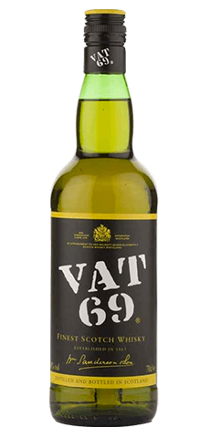 Vat 69 Blended Scotch