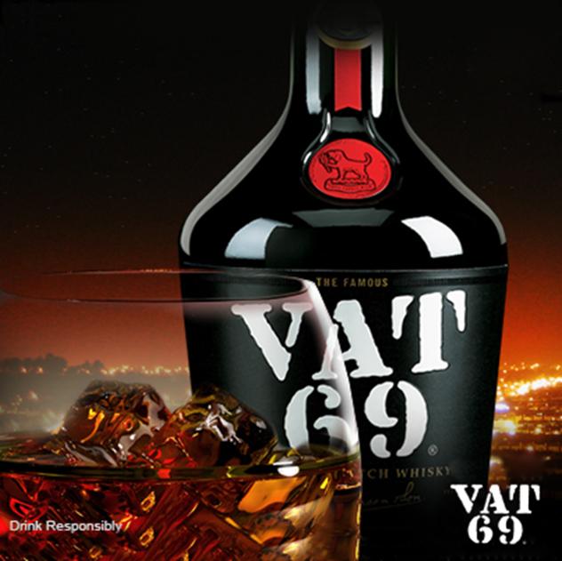 Vat 69 Scotch