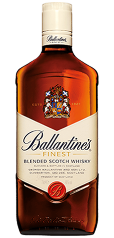 Ballantine's Finest Scotch