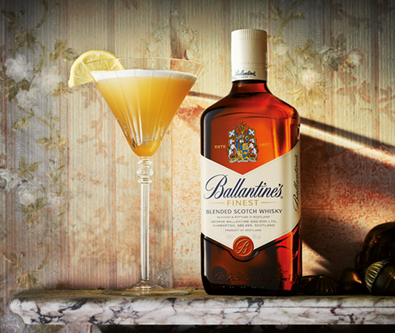 Ballantine's Finest Whisky