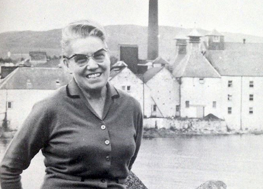 Bessie Williamson – Islay Distillery