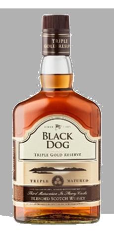 Black Dog Scotch Whisky