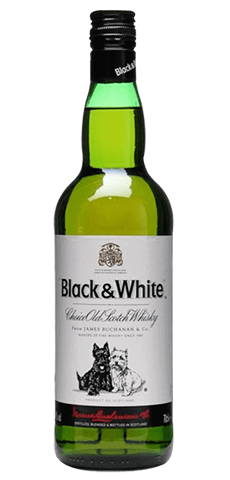 Black and White Scotch Whisky