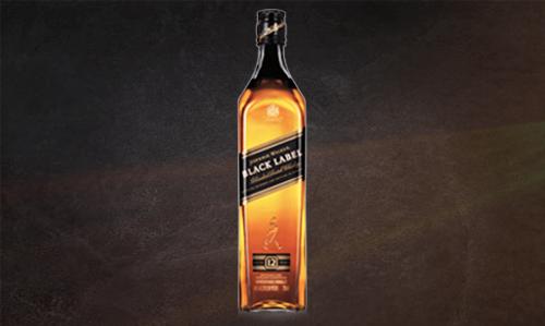 Johnnie Walker Black Label – Blended Scotch Whisky