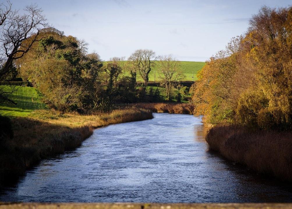 Bladnoch river, Lowland, Scotland