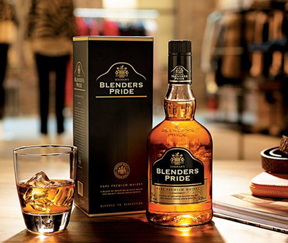 Blenders Pride Rare Premium Whisky