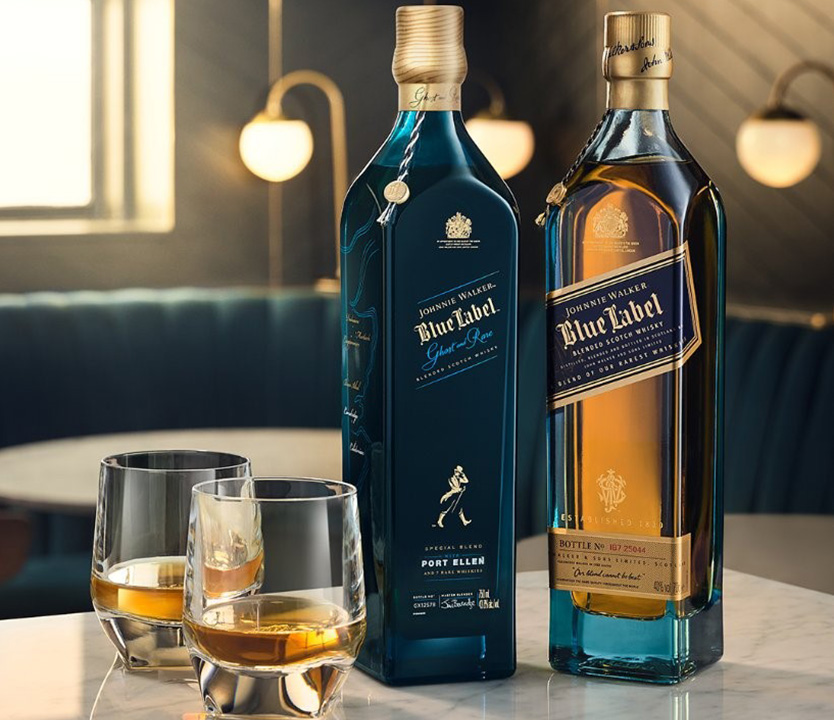 Blue Label Limited Edition