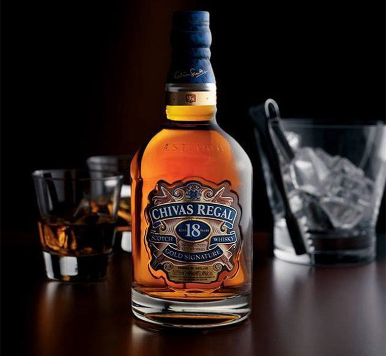 Chivas Regal 18 Blended Scotch