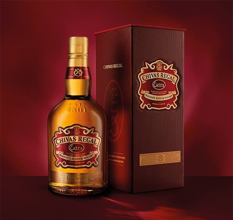 Chivas Regal Extra Scotch