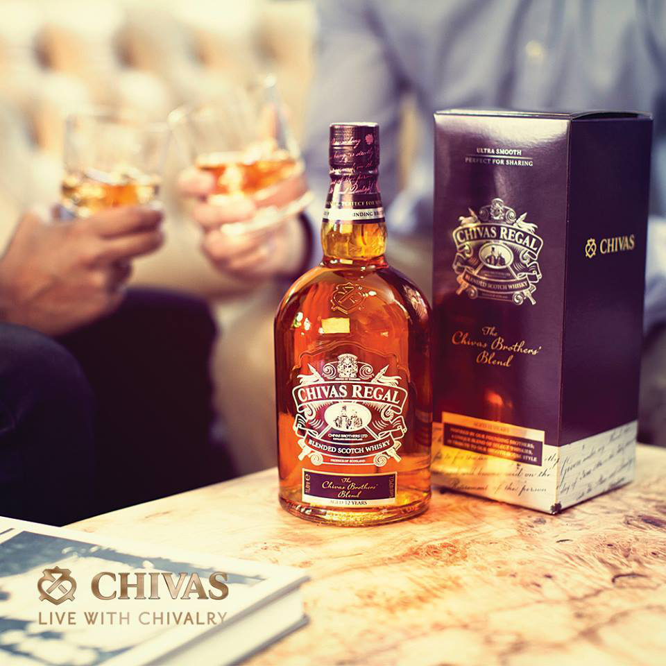 Chivas Regal The Brothers' Blend