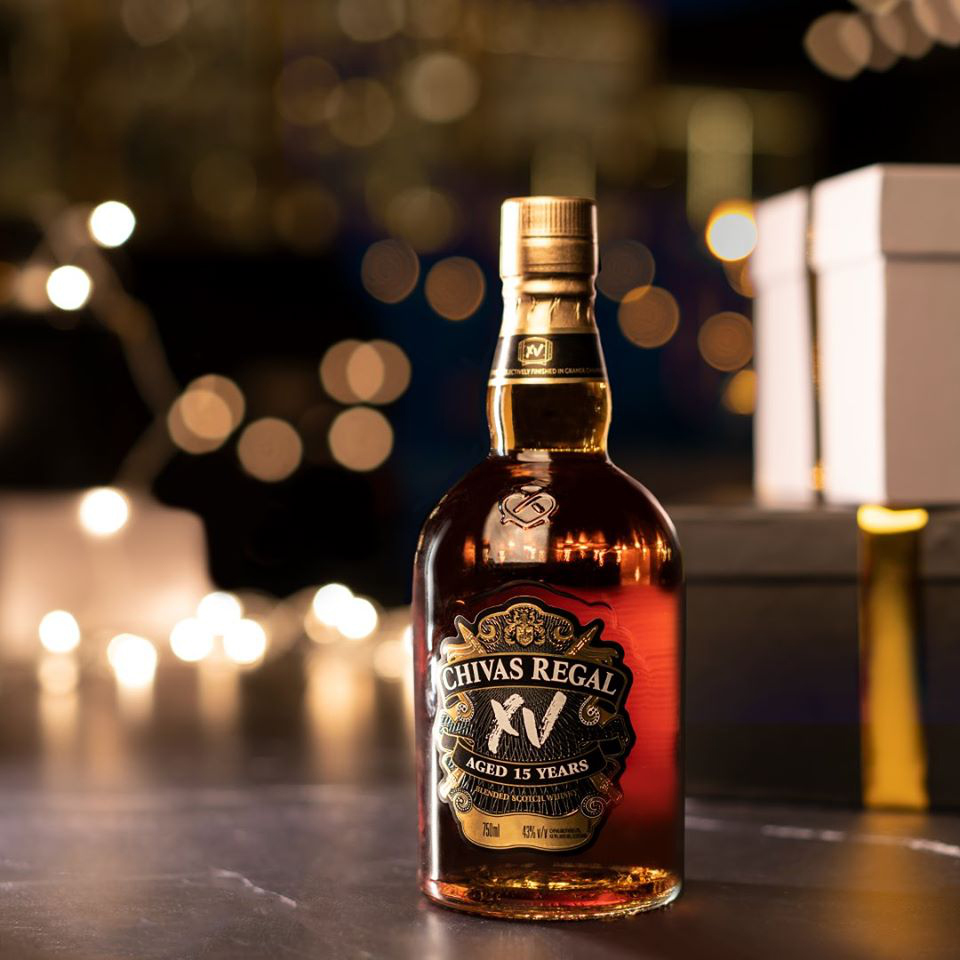 Chivas Regal 15 Years