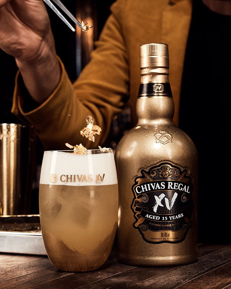 Chivas Regal XV Whisky