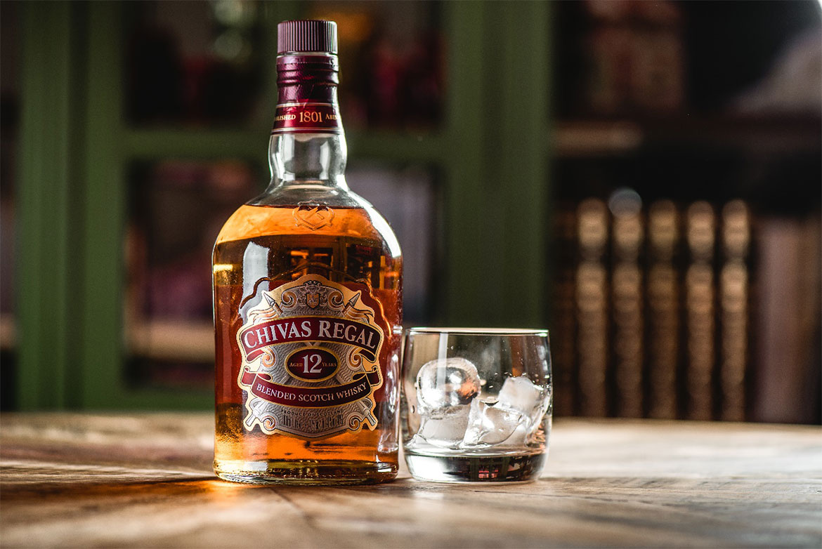 How to Drink Chivas Regal