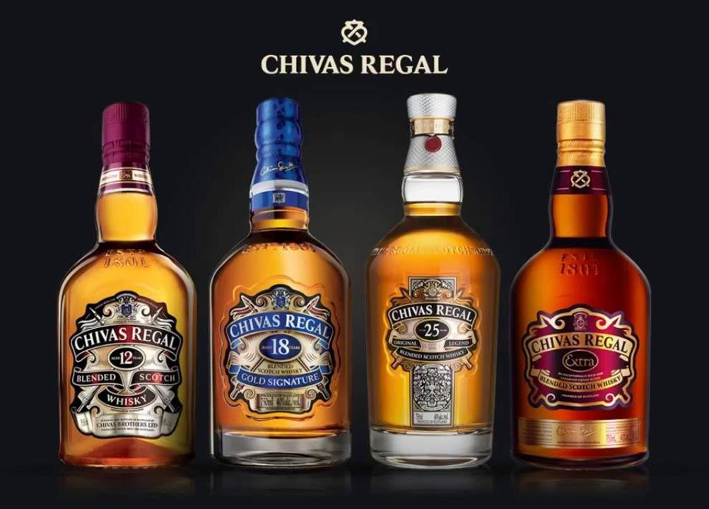 Chivas Regal 12 Scotch Whisky