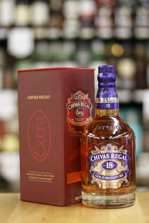 Chivas Regal 18 Blended Scotch