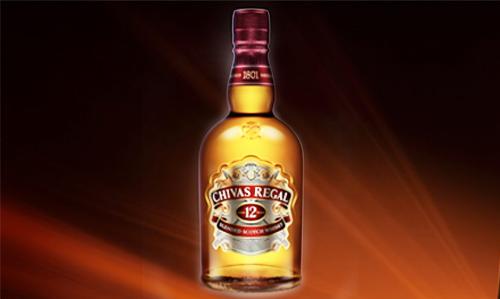 Chivas Regal 12 – Blended Scotch Whisky