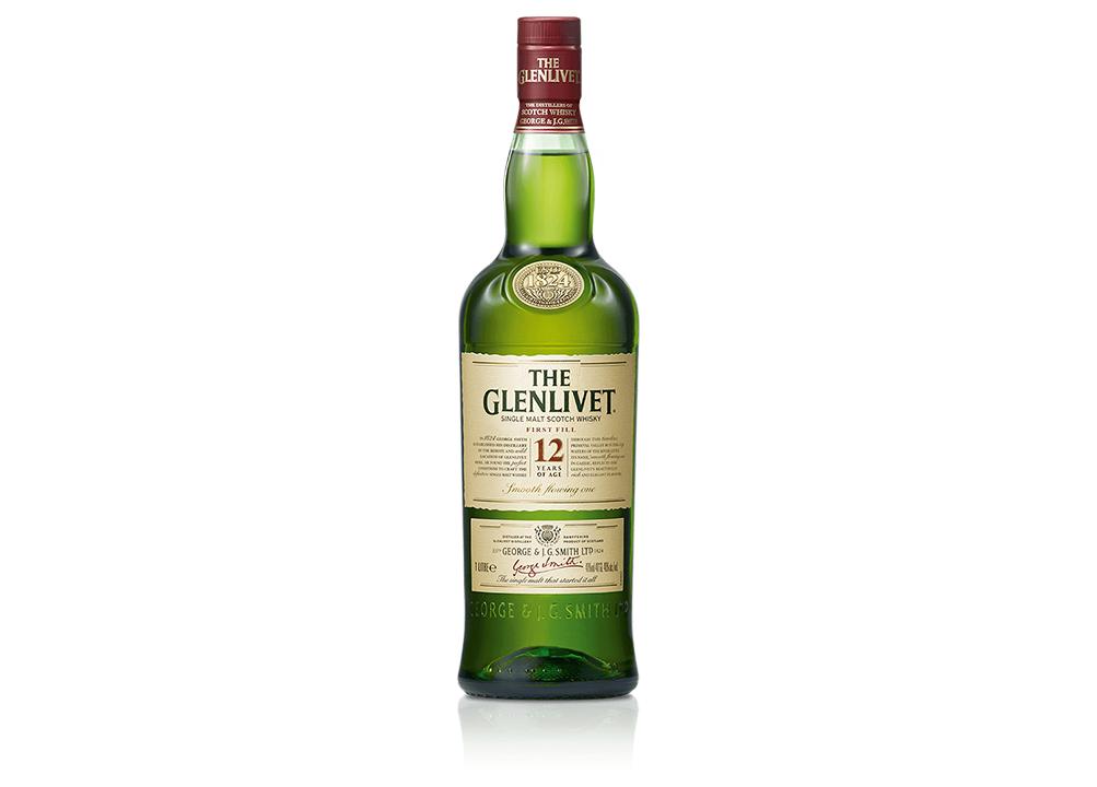 The Glenlivet 12 Whisky