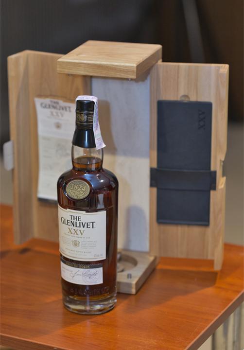 The Glenlivet 25-Year-Old Scotch Whisky