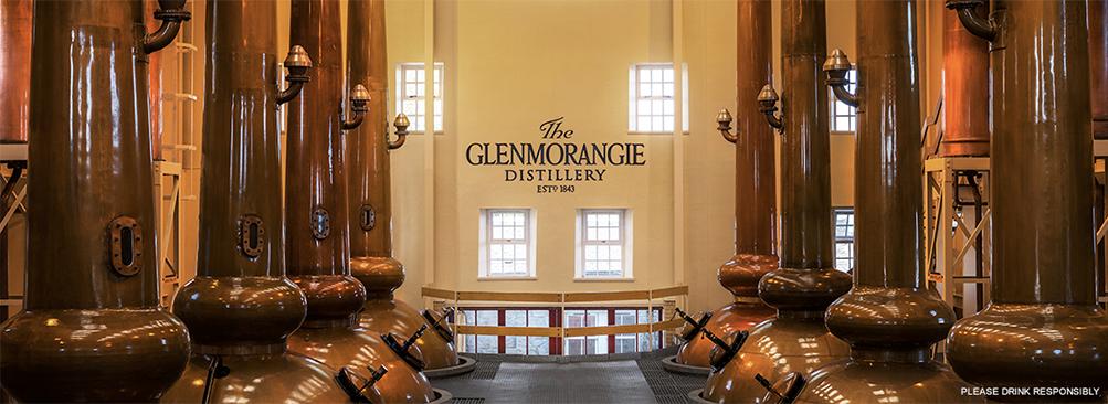The Glenmorangie Distillery, Scotland