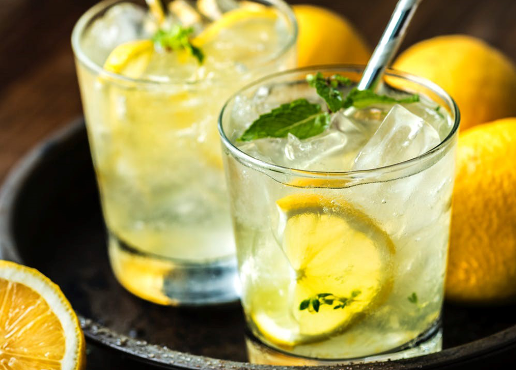 Irish Lemonade Cocktail