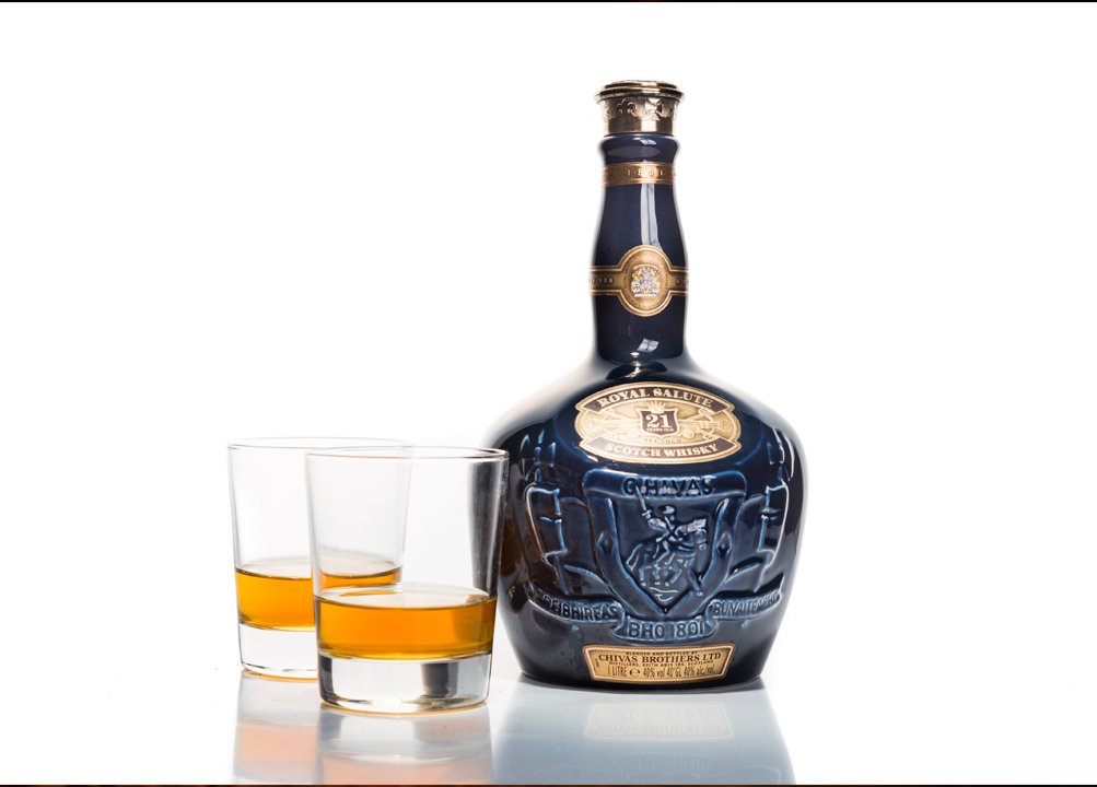 Royal Salute 21 Year Old Scotch Whisky