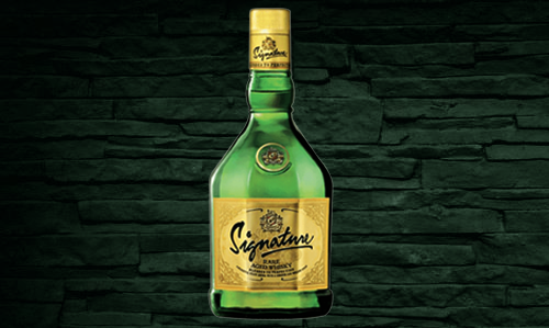Signature Whisky – Indian Whisky
