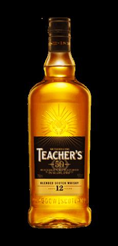 Teacher's 50 Whisky