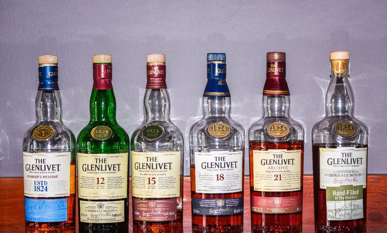 The Glenlivet Collection