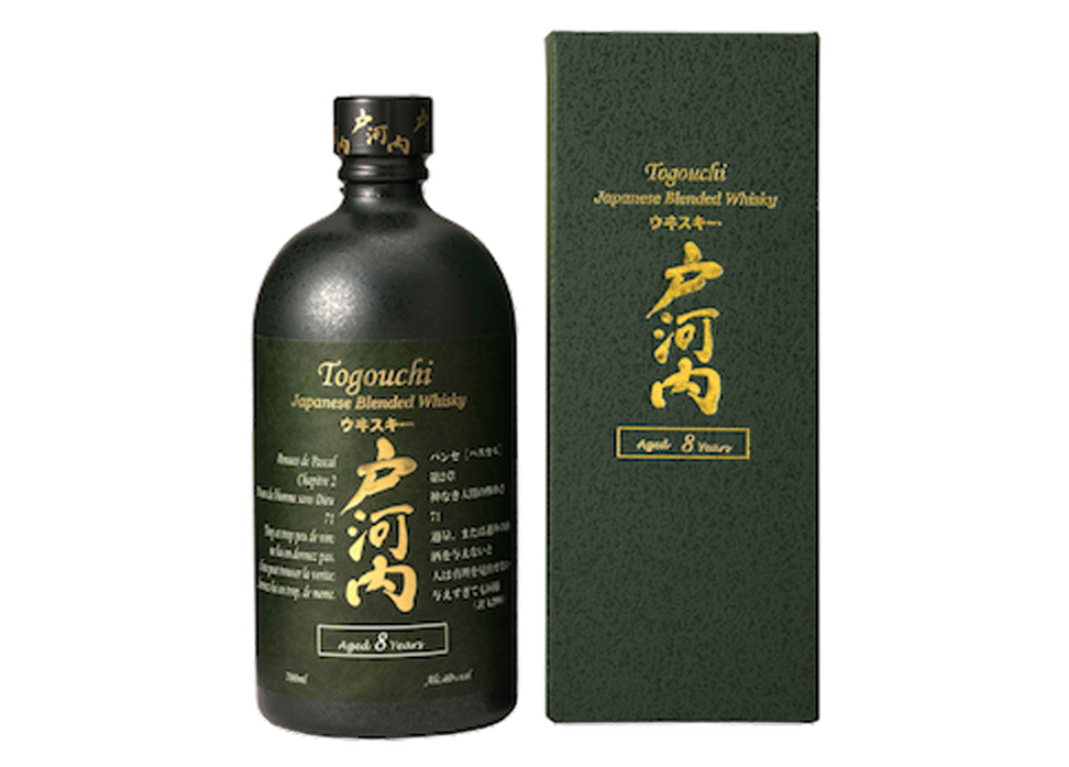 Togouchi Whisky 8 Years