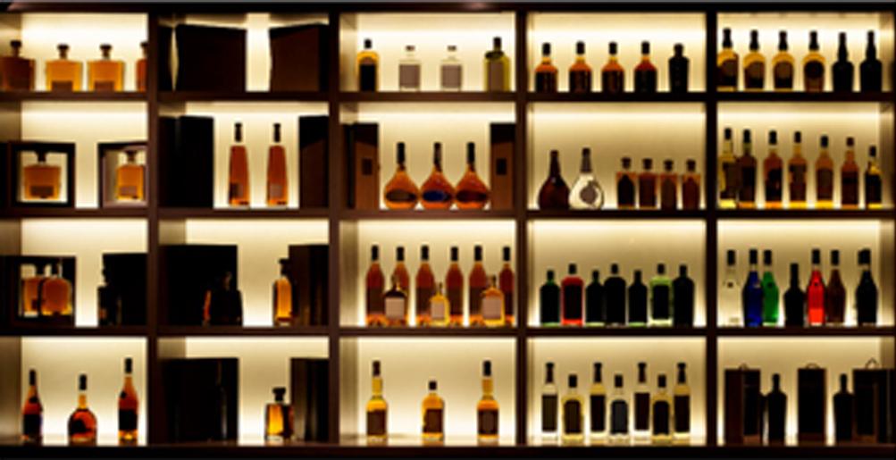 Best Looking Whisky Bottles