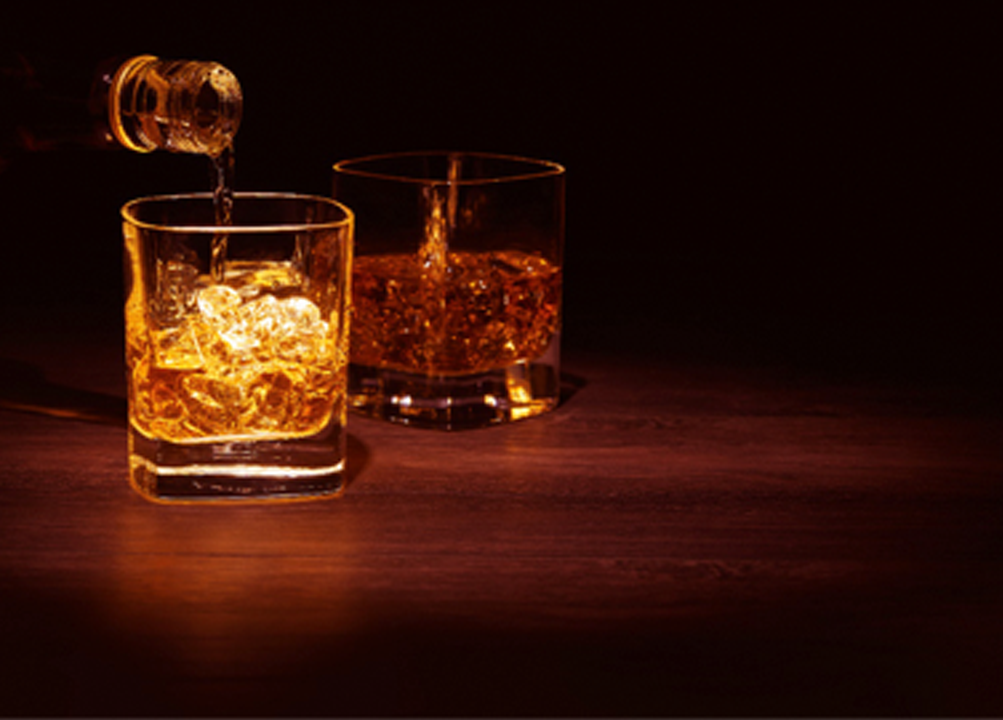 Whiskies with Higher Alcohol Content