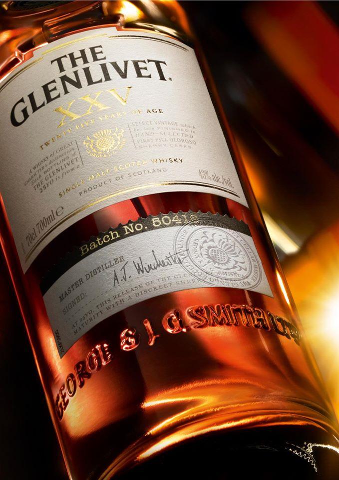 Glenlivet 25