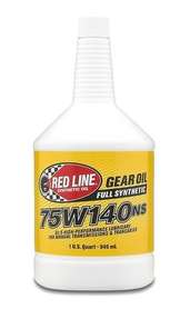 75W140 NS GL-5 Gear Oil Quart