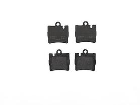 Rear Brake Pad, MB, w220 /98-06/, OE 0034200620