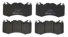 Front Brake Pad Set, 10-13 Range Rover LR020362