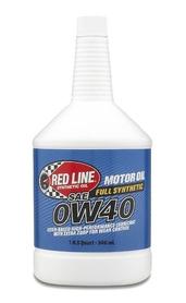 0W40 Motor Oil Quart