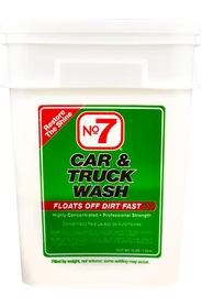 No7® Car & Truck Wash Concentrate (1 pack)