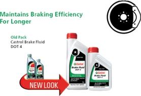 Brake Fluid DOT 4 250 ML