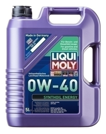 Synthoil Energy 0W-40 5L