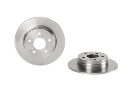 Rear Brake Disc, MB, W204 /07-14/, OE 0004231312