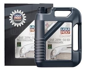 Classic Motoroil SAE 20W-50 HD 5L